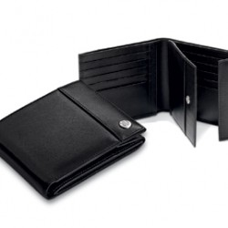 BMW Mens Wallet, slim